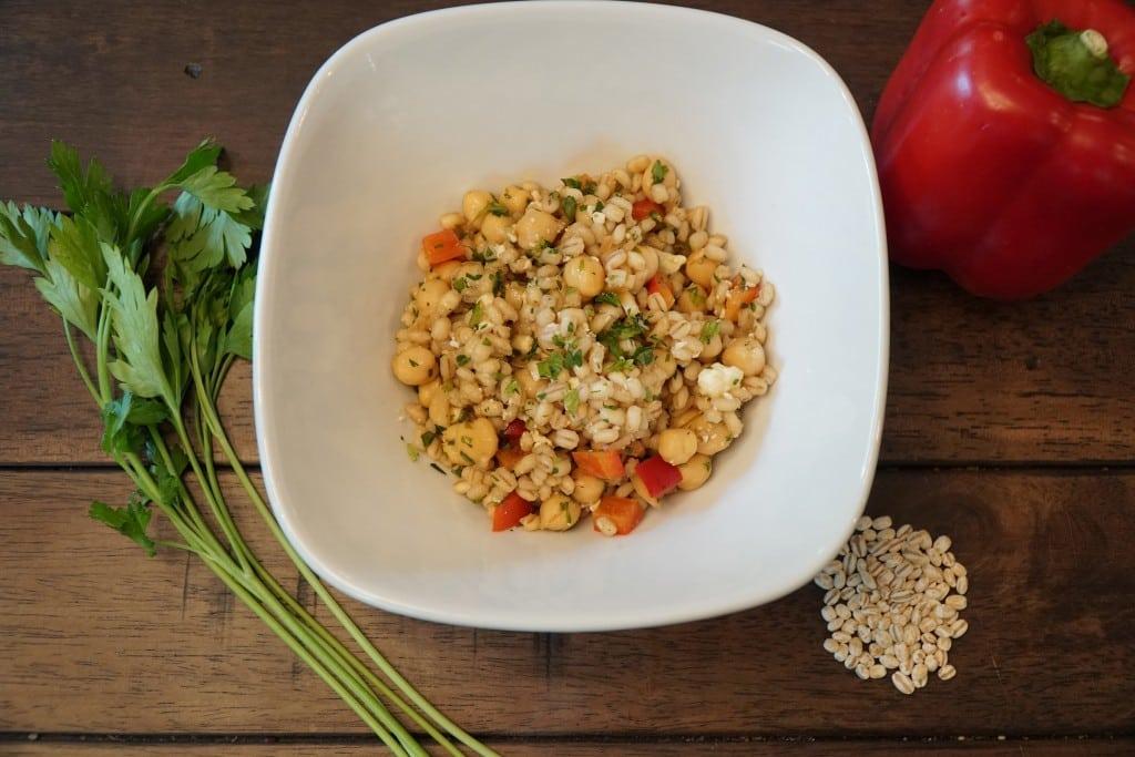 Simple Mediterranean Barley